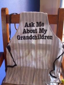 Grandpa Paul Kaser's apron