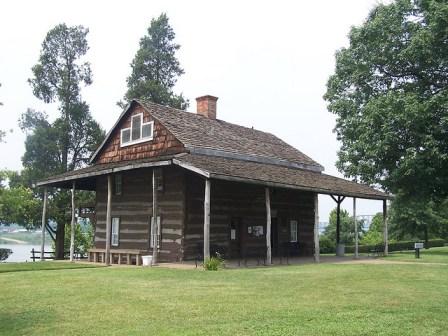 Kanawa Valley old house