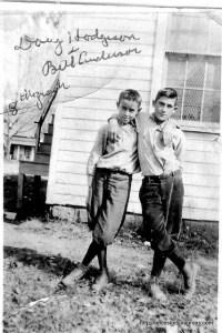 Bill Anderson, 8th Grade, 1918