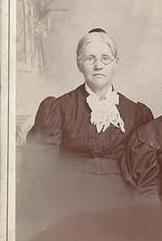 Isabella McCabe Anderson Circa 1895