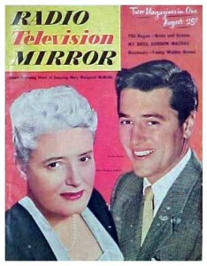 Magazine cover, 1951