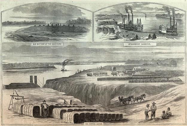 December in Memphis-pre war