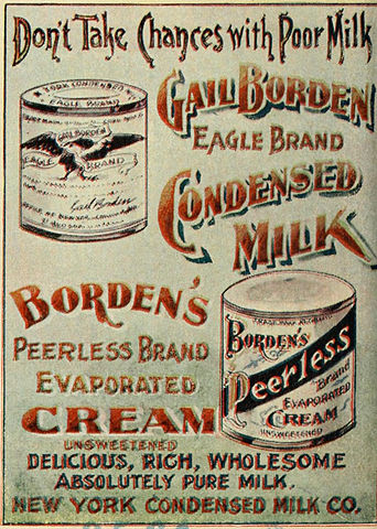 Borden Condensed Milk