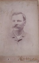 Uncle Tom Stout, husband of Mattie