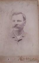 Uncle Tom Stout, husband of Mattie