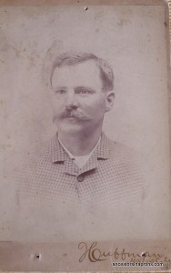 Uncle Tom Stout, the rancher, Photo taken in MIles City, MT
