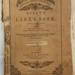 Mary Bassett Godey's cover