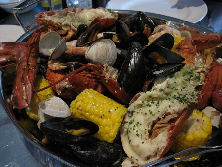 Lobster and Clam bake