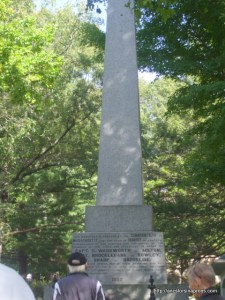 Indian Wars Monument