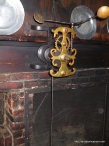 Wayside Inn Old Kitchn Dining Room