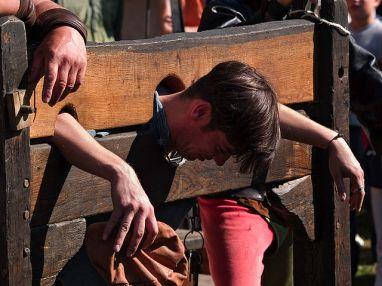 Pilgrim Punishment