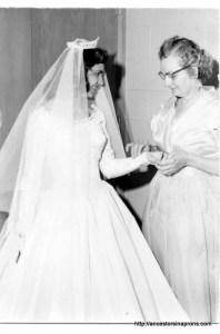 Harriette and Vera Marie Kaser