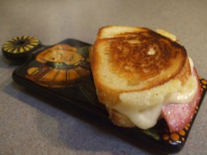 Swiss Croque Monsieur