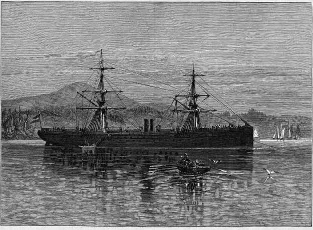S.S. Cimbria- Amstutz ship to America