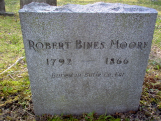 Robert Bines Moore