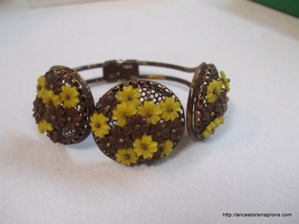 1930s bracelet