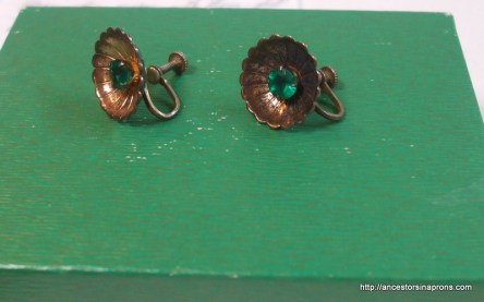 antique jewelry - earrings