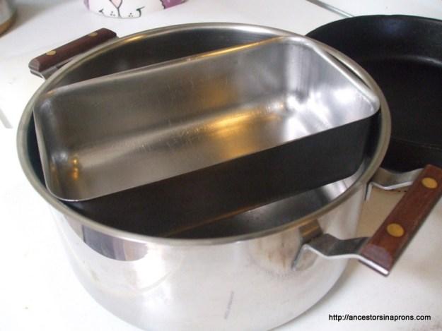 BLoston Brown Bread pans