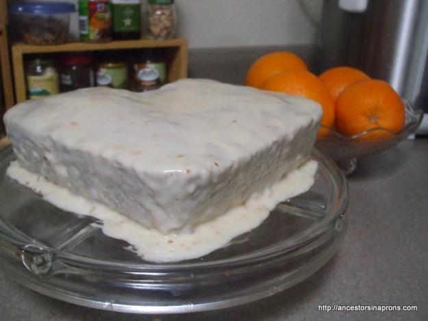 Colonia Orange Cake