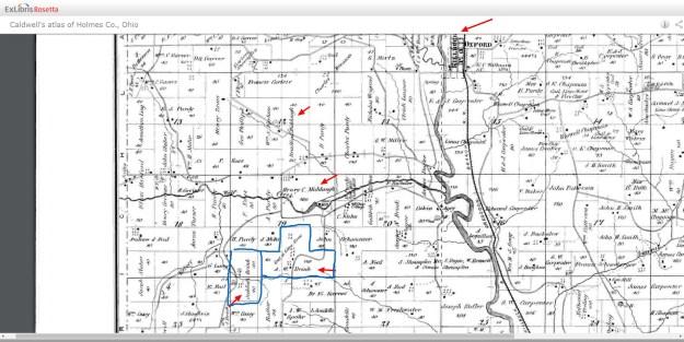 Brink Prperties, Holmes County