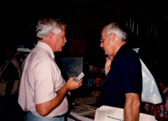 John Kolbe and Rep. Jim Kolbe