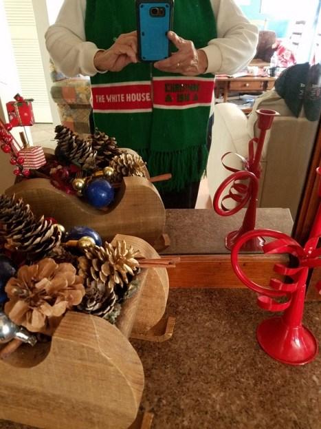 Christmas Scarf