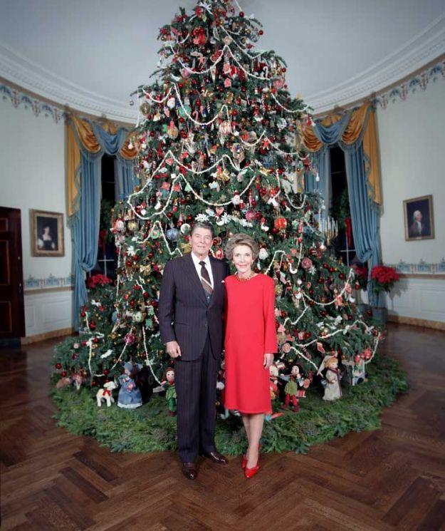 Reagan Christmas Tree