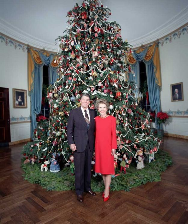 Reagan Christmas Tree