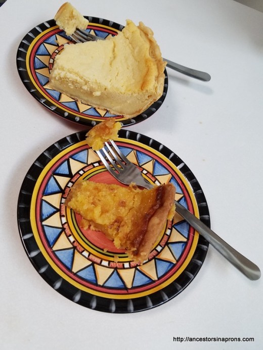 Lemon pies