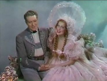 Nelson Eddy and Jeanette MacDonald