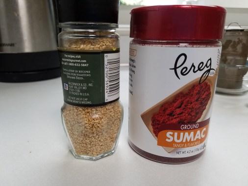 Perez big spice jars