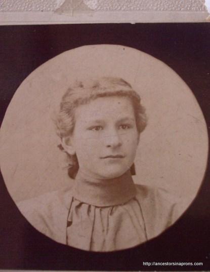 Vera Stout, 16