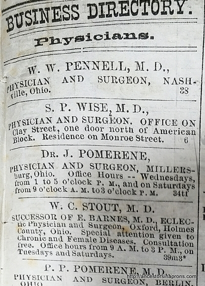 Dr. William Stout ad