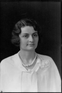 Harriette Anderson 1929