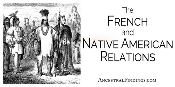 Surnames French Canadian Indian List