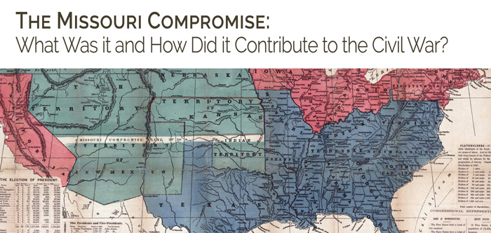 The Missouri Compromise: What Was it and How Did it ...