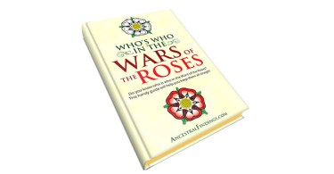 Who's Who in the Wars of the Roses (eBook)