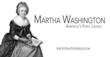 Martha Washington: America's First Ladies #1