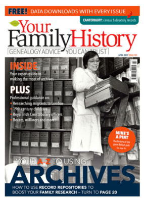 what are some of the best genealogy magazines out there ancestral