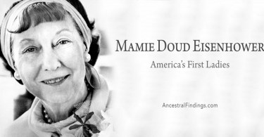 America's First Ladies, #34 — Mamie Doud Eisenhower