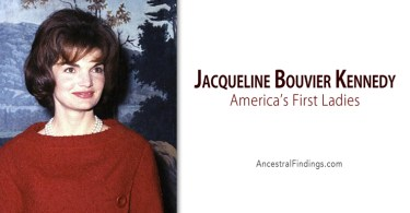 America's First Ladies, #35 — Jacqueline Bouvier Kennedy
