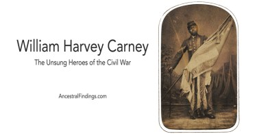 William Harvey Carney: The Unsung Heroes of the Civil War