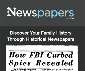 Search Through Historical Newspapers