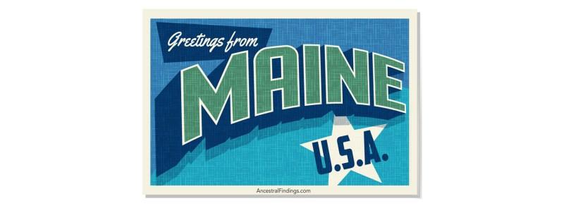 American Folklore: Maine