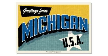 American Folklore: Michigan