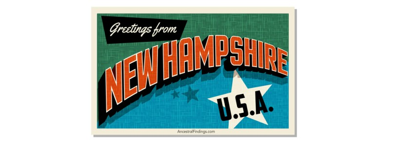 American Folklore: New Hampshire