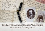 The Lost Treasure of Francis Wainwright, Chapter 16: The Hunt for Philippa's Statue