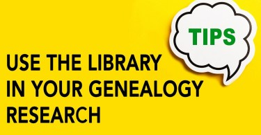Use the Library in Your Genealogy Research | Genealogy Clips #6