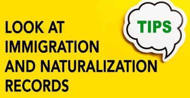 Look at Immigration and Naturalization Records | Genealogy Clips #9