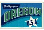 American Folklore: Oregon